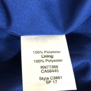 J. Crew Factory Dresses - J crew navy maxi dress